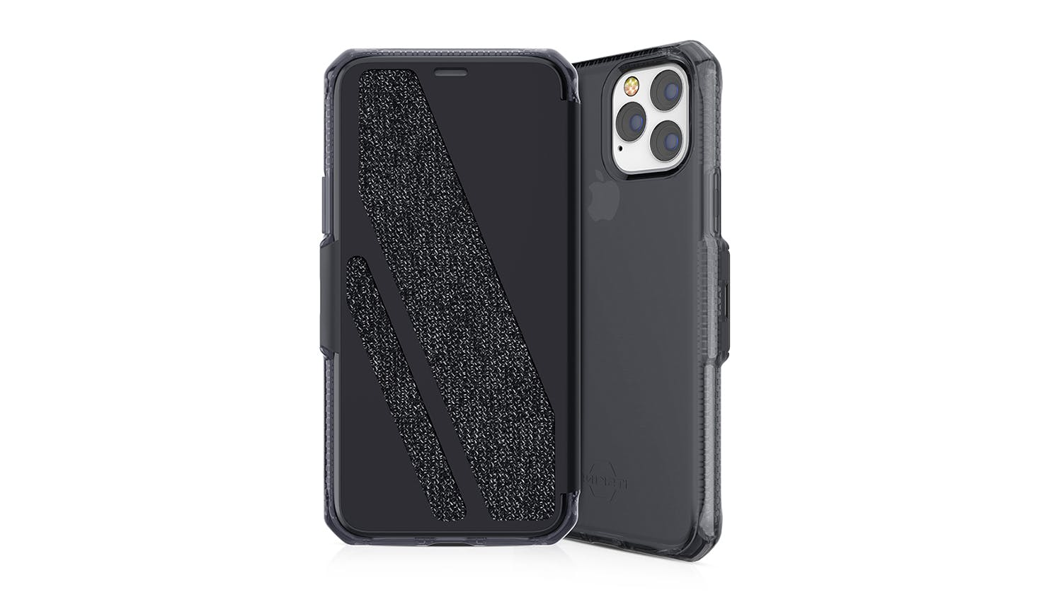 ITSKINS Spectrum Folio Case for iPhone 11 Pro - Black
