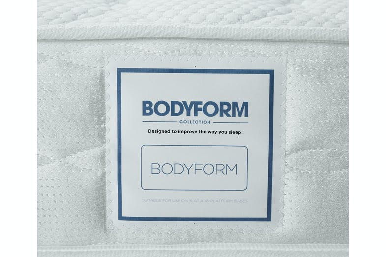 Bodyform Single Bed by Sealy