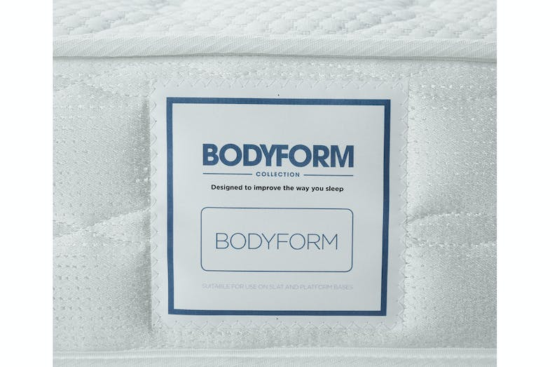 Bodyform Double Bed by Sealy