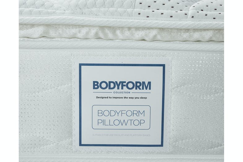 Bodyform Pillowtop Queen Mattress by Sealy