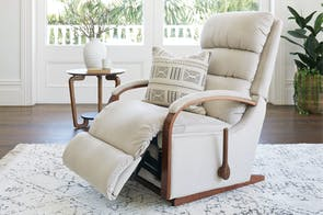 Charleston Fabric Recliner Chair
