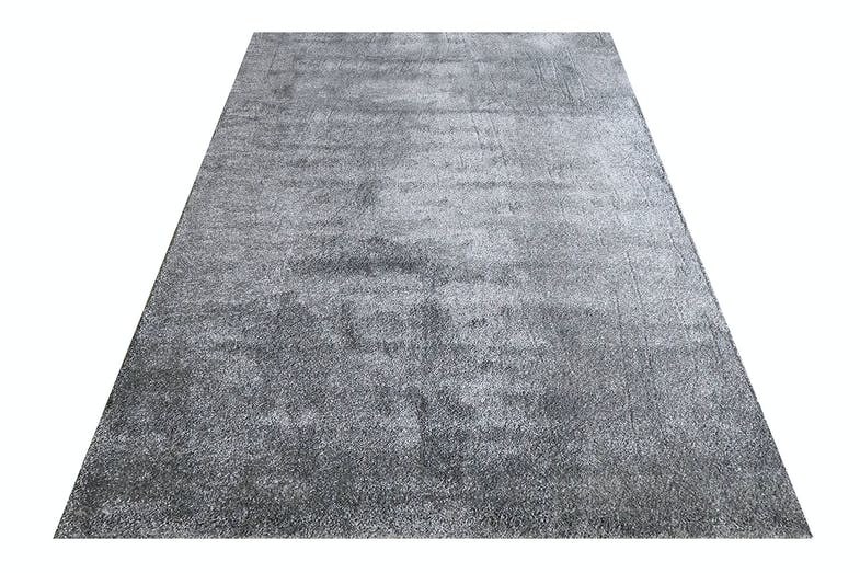 Chelsea Graphite Floor Rug by Limon