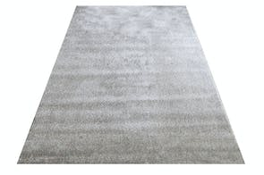 Chelsea Silver Floor Rug by Limon