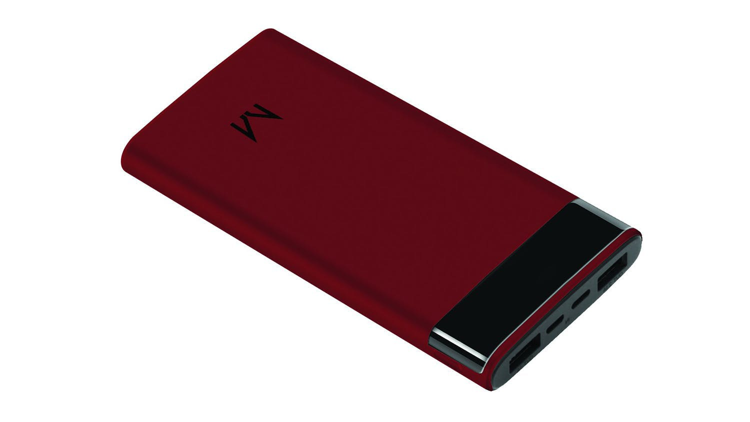 Moyork Watt 8000mAh Power Bank - Merlot Red