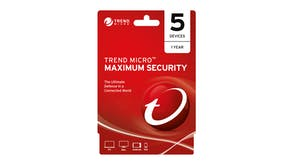 Trend Micro Maximum Security - 5 Devices 12 Months