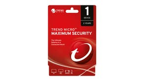 Trend Micro Maximum Security - 1 Device 24 Months