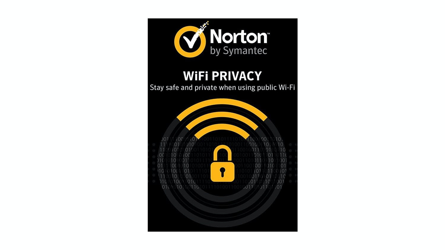 Norton Wi-Fi Privacy 1.0 - 1 User 5 Devices 36 Months