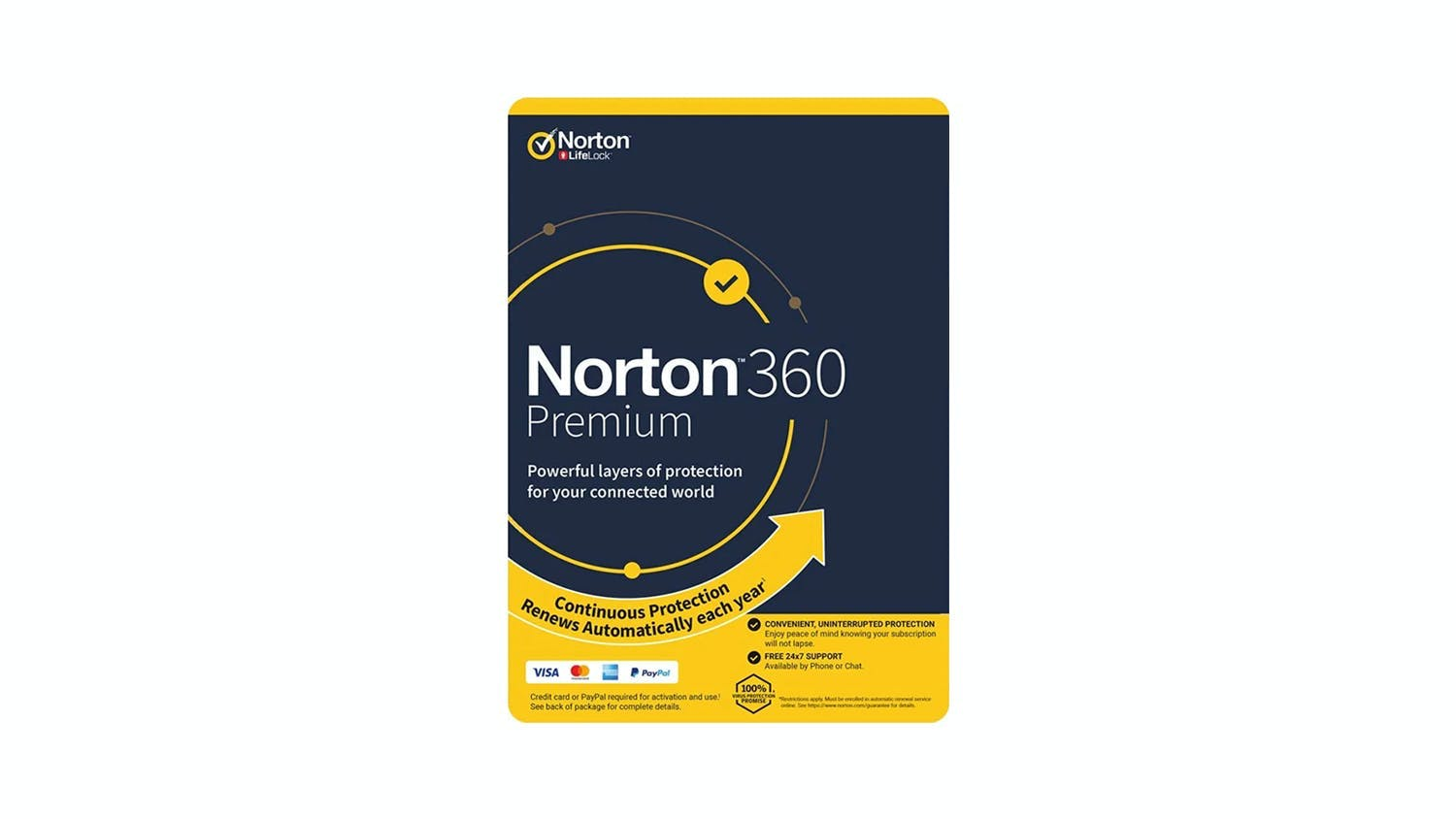 Norton 360 Premium 1 Device - 1 Year
