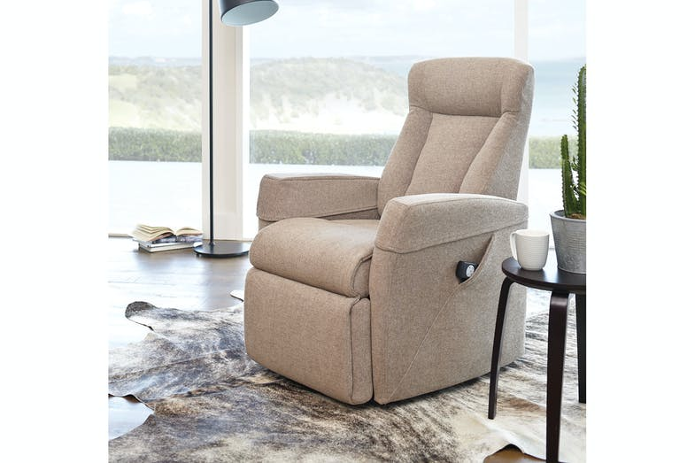 Prince Multi-Function Fabric Lift Chair