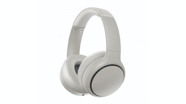 Panasonic RB-M500B Over-Ear Deep Bass WirelessPanasonic RB-M500 Over-Ear Deep Bass Wireless Headphones - Cream