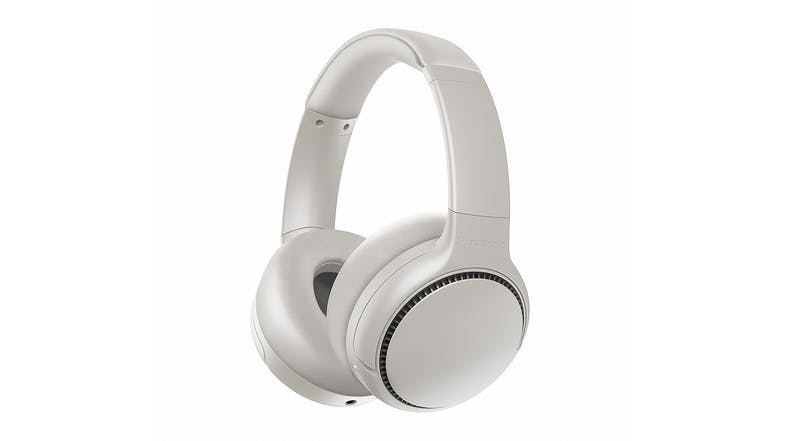 Panasonic RB-M700 Wireless Noise Cancelling Over-Ear Headphones - Cream
