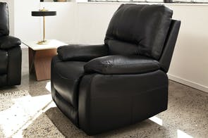 Waterford Leather Recliner Chair