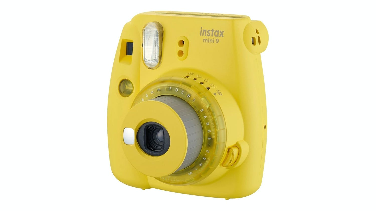 Instax Mini 9 - Yellow