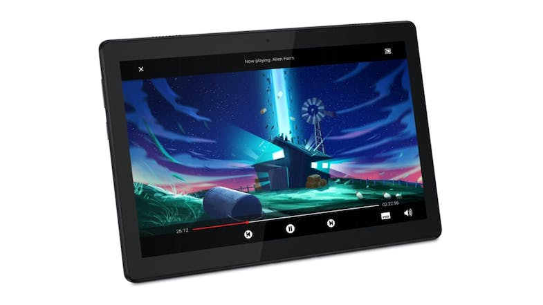 "Lenovo Tab M10 (HD) 10.1"" Tablet - Black"