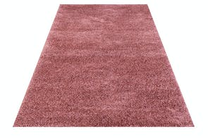 Brooklyn Rose Pink Floor Rug by Limon