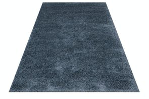 Brooklyn Storm Blue Floor Rug by Limon