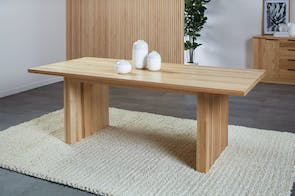McKenzie 1.8M Dining Table by Coastwood Furniture