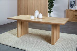 McKenzie 2.4M Dining Table by Coastwood Furniture