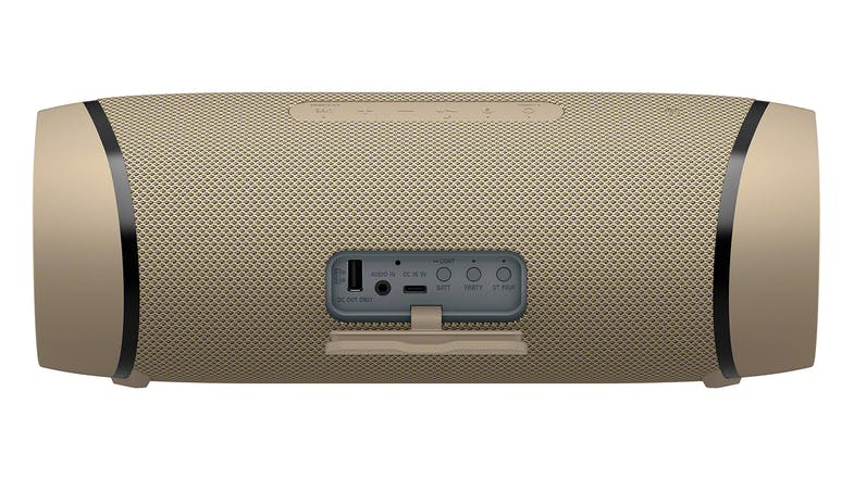 Sony Extra Bass SRS-XB43 Portable Bluetooth Speaker - Taupe