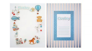 Instax Frame Decoration Kit - Baby Boy