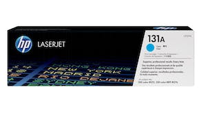 HP 131A Original LaserJet Toner Cartridge - Cyan