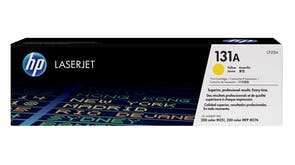 HP 131A Original LaserJet Toner Cartridge - Yellow