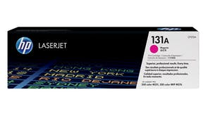 HP 131A Original LaserJet Toner Cartridge - Magenta
