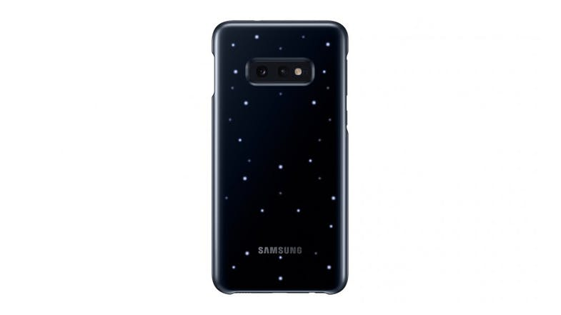 Samsung Galaxy S10e LED View Cover- Black