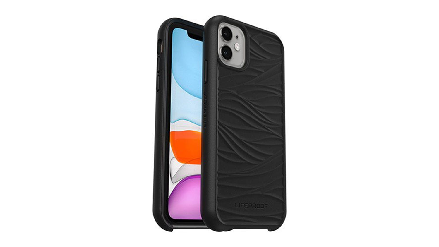 Lifeproof Wake Case for iPhone 11/XR - Black