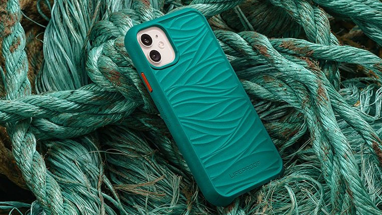 Lifeproof Wake Case for iPhone 11/XR - Green