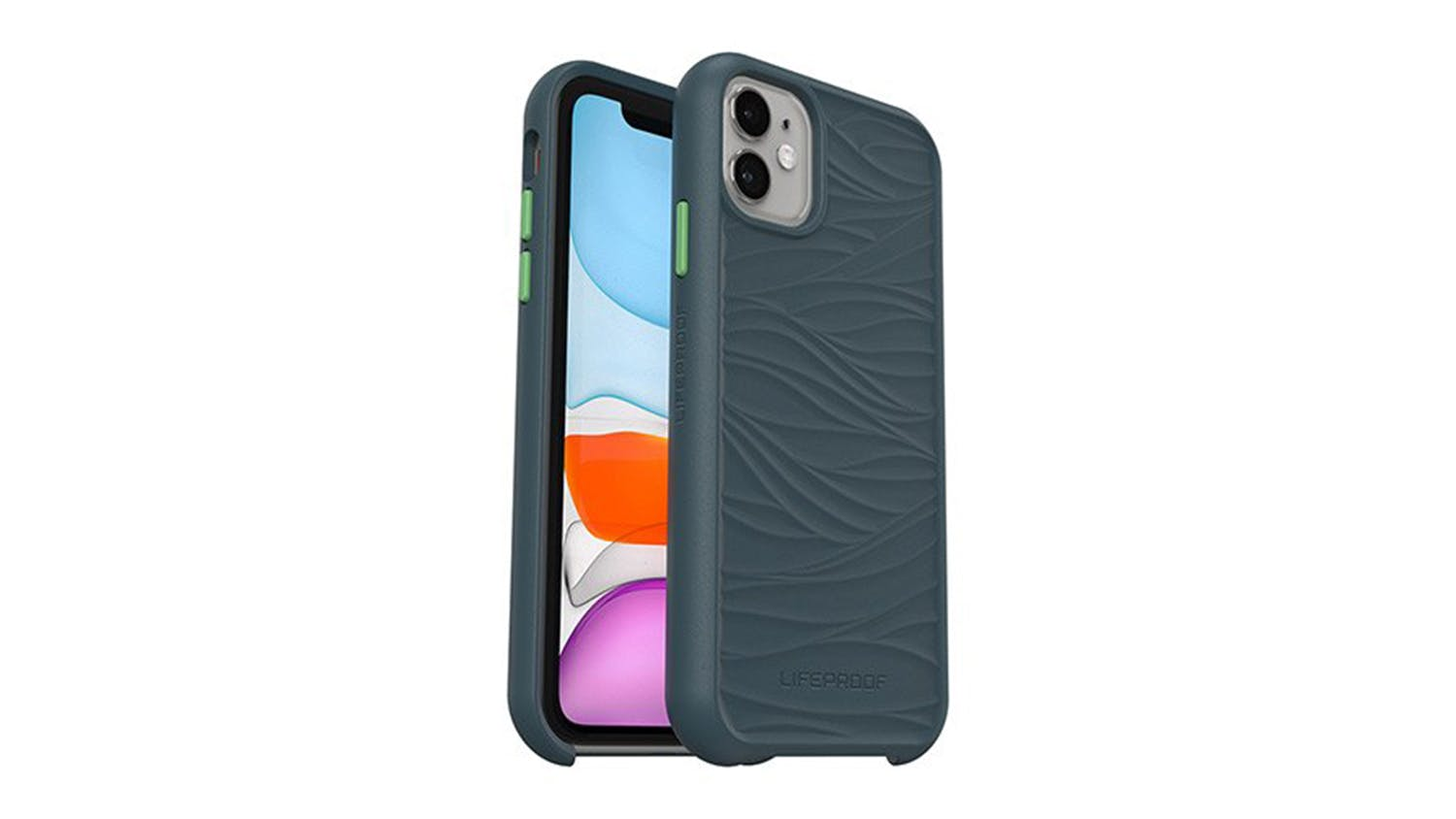 Lifeproof Wake Case for iPhone 11/XR - Ash
