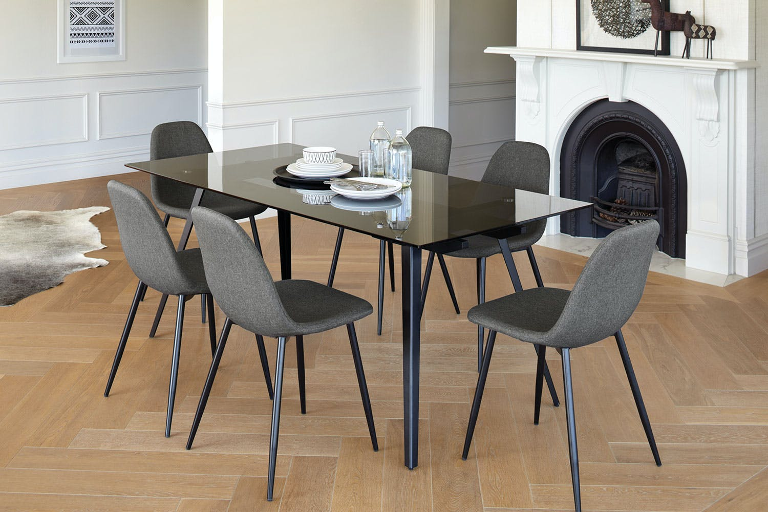Alto 7 Piece Dining Suite by Synargy