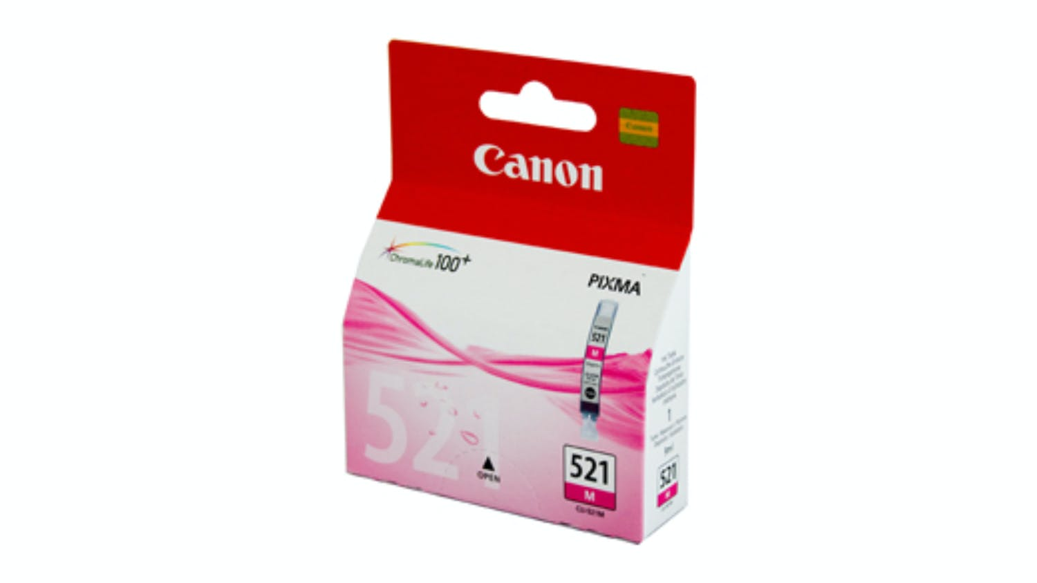 Canon CLI521 Ink Cartridge - Magenta