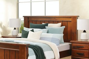 Rye Queen Headboard by John Young Furniture