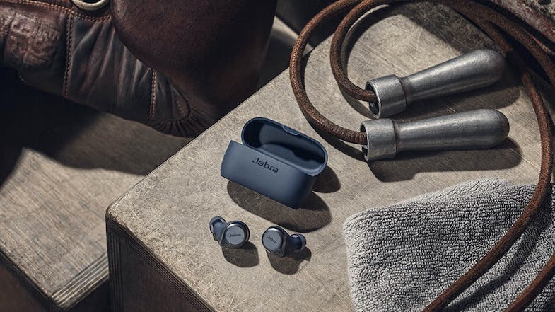 Jabra Elite Active 75T Earphones - Navy