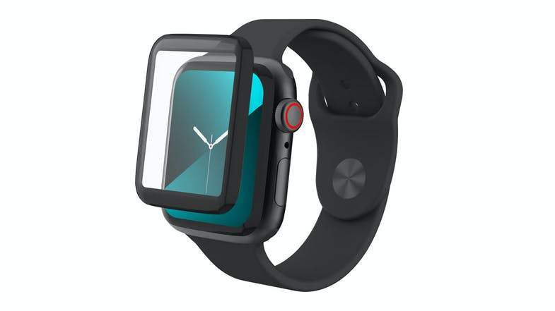 Zagg InvisibleShield Fusion Glass Protection for Apple Watch (Series 4/5) - 44mm