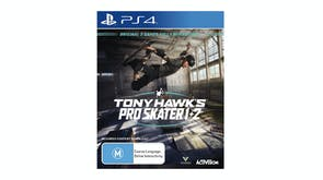 PS4 - Tony Hawk's Pro Skater 1 + 2 (M)