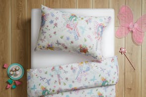 Fairies Duvet Cover Set by Creative Colours