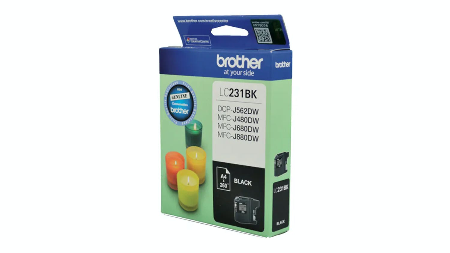 Brother LC231BK Ink Cartridge - Black