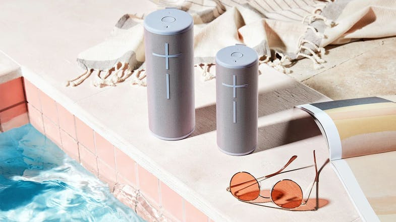 Ultimate Ears MEGABOOM 3 Bluetooth Speaker - Seashell Peach
