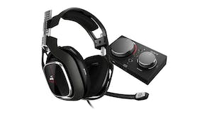 Astro A40 TR Gaming Headset + MixAmp Pro TR - Red