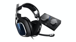 Astro A40 GamingTR Headset + MixAmp Pro TR for PS4