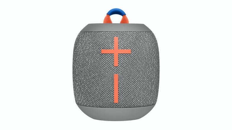 Ultimate Ears WONDERBOOM 2 Bluetooth Speaker - Crushed Ice Grey