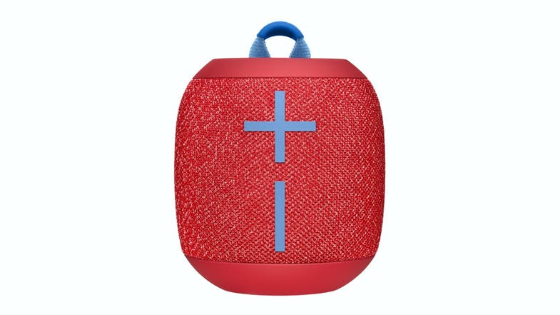 UE WONDERBOOM 2 Portable Bluetooth Speaker - Radical Red