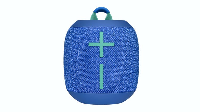 Ultimate Ears WONDERBOOM 2 Bluetooth Speaker - Bermuda Blue