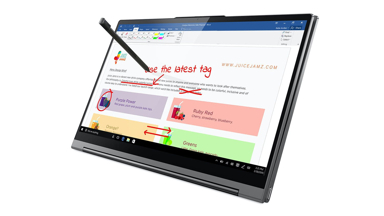 "Lenovo Yoga C940 i7-1065G7 14"" 2-in-1 Laptop"