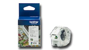 Brother CZ-1002 Tape Cassette 12mm x 5m