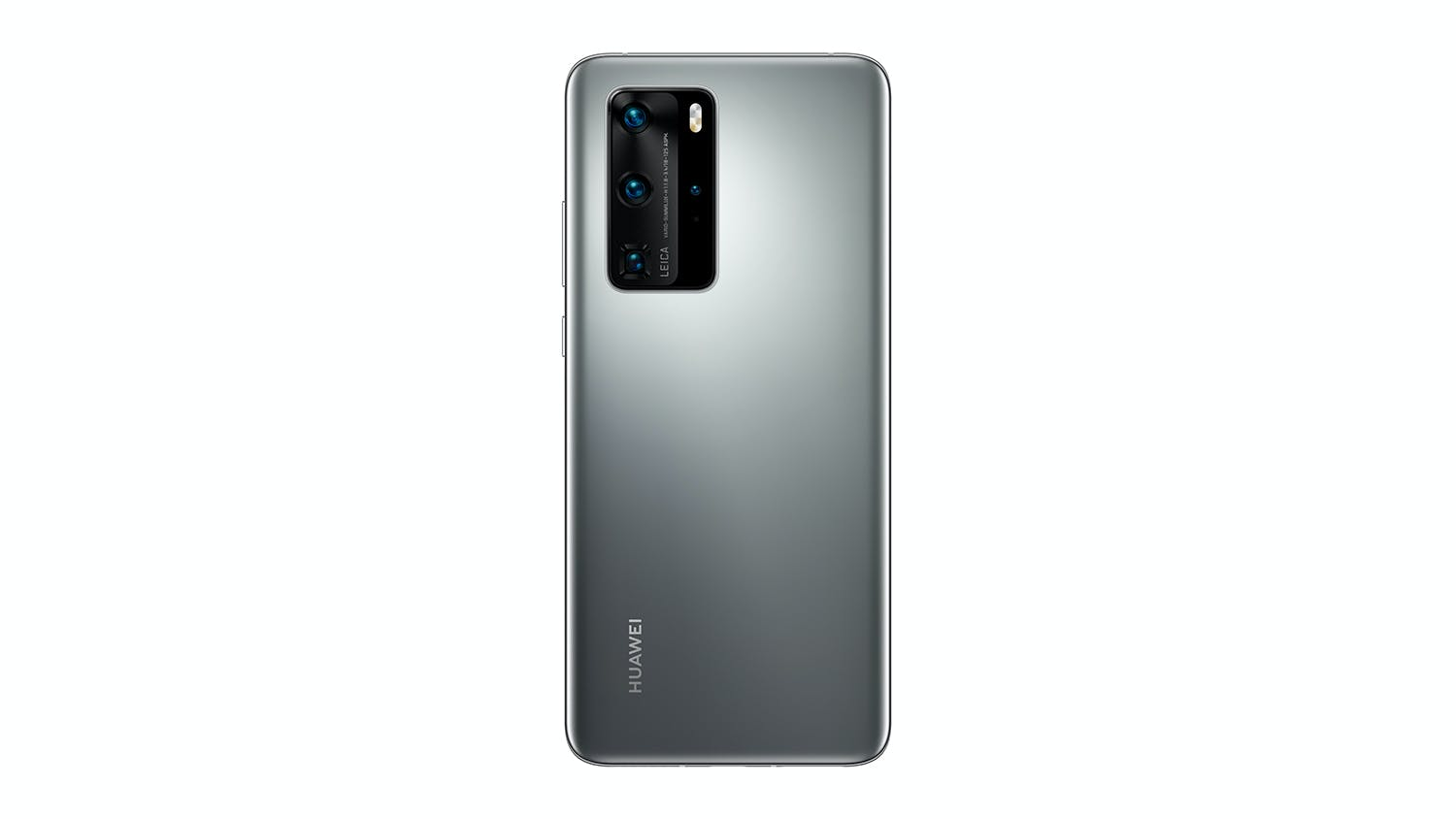 Huawei P40 Pro Smartphone - Silver Frost