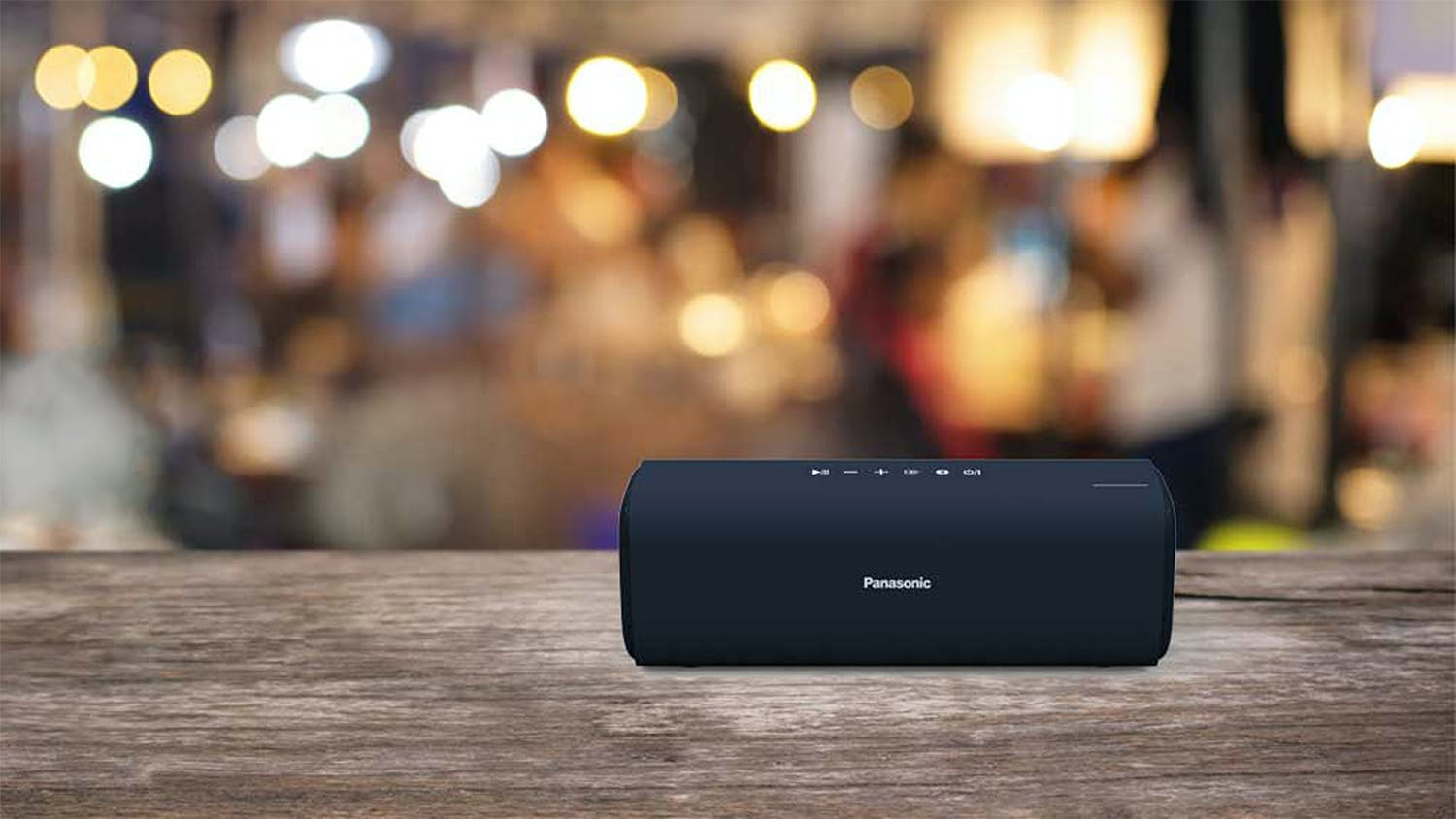 Panasonic NA07 Portable Bluetooth Speaker - Blue