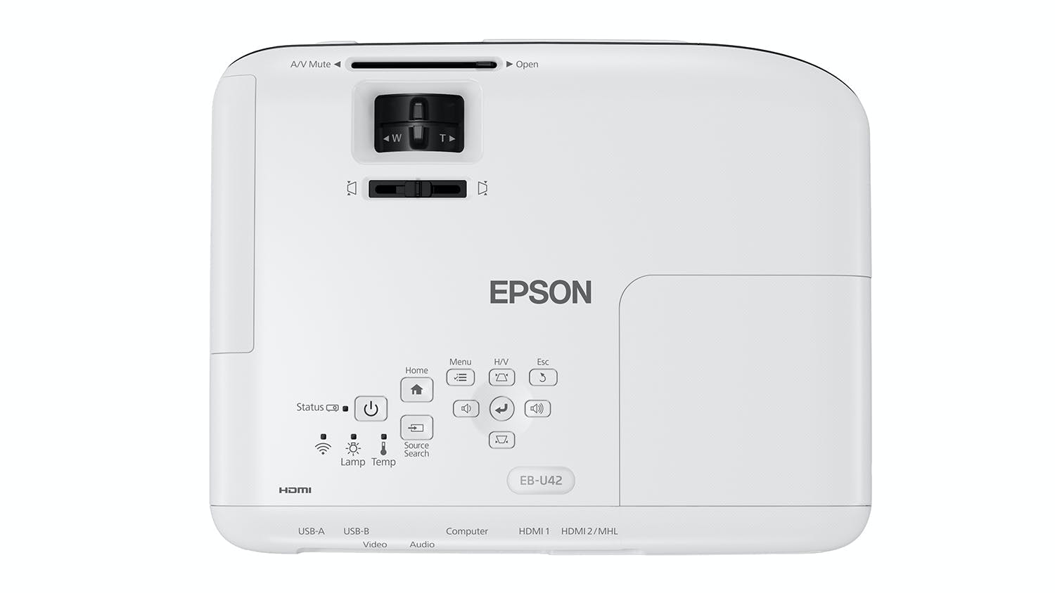 Epson EB-U42 Portable Multimedia Projectors